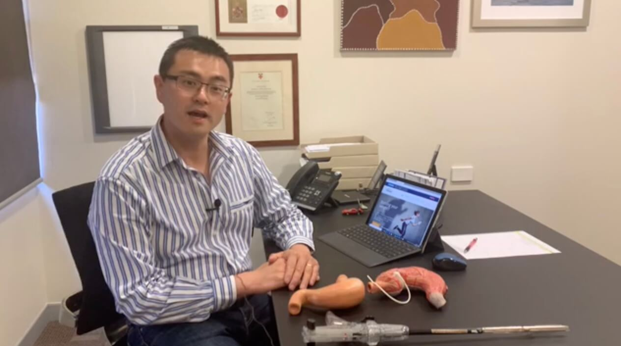 3 reasons for Endoscopy - Dr Bill Gong - Advance Surgical Perth